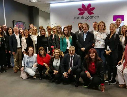 Sant Cugat Empresarial visita les instal·lacions d'Eurofragance en una nova Jornada de Portes Obertes
