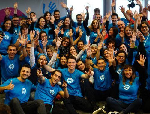 HP supera el mig milió d'euros en donacions per a projectes solidaris