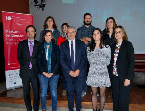 La Jornada d'Emprenedoria celebra la 10a edició, impulsant la figura de l'emprenedor com el 'viatger' disposat a marcar tendències