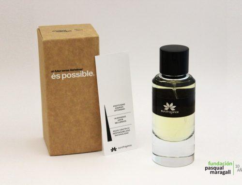 """Eurofragance i la Fundació Pasqual Maragall creen el perfum """"És Possible"""""""