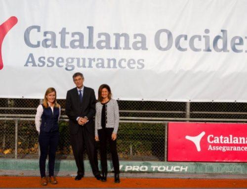 Assegurances Catalana Occident es converteix en patrocinador de la secció d'hoquei del Club Junior