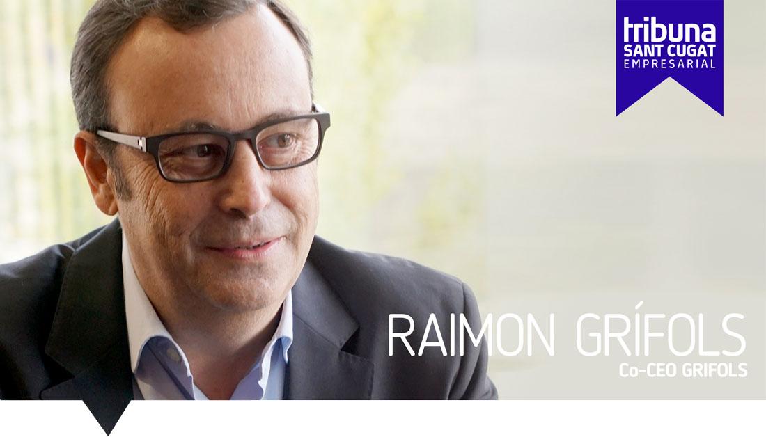 Tribuna SCE - Raimon Grífols