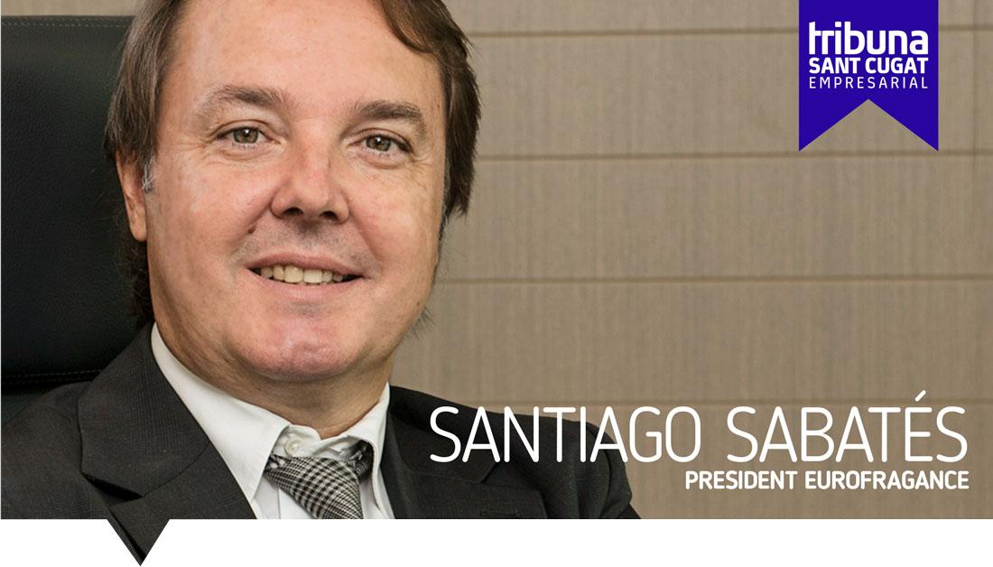 Tribuna SCE - Santiago Sabatés