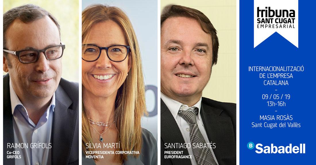 Tribuna SCE - Internacionalització de l'empresa Catalana