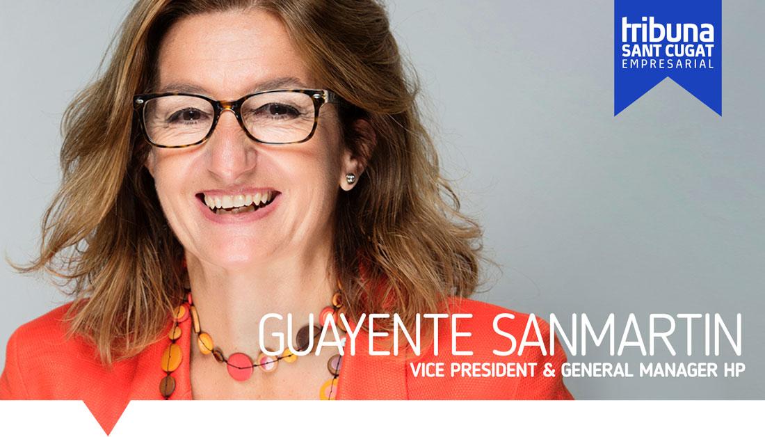 Tribuna SCE - Guayente Sanmartin