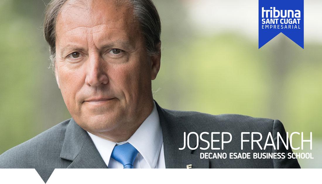 Tribuna SCE - Josep Franch