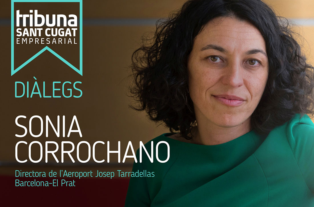 Tribuna Sant Cugat Empresarial Diàlegs - Sonia Corrochano