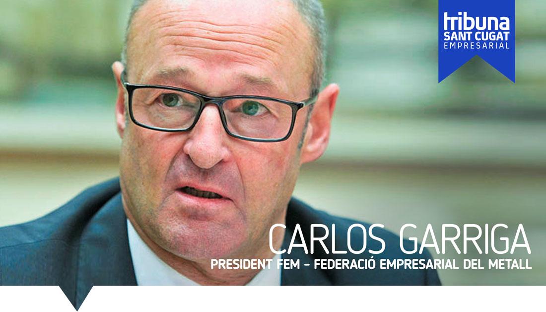 Tribuna SCE - Indústria i Logística 4.0 - Carlos Garrida