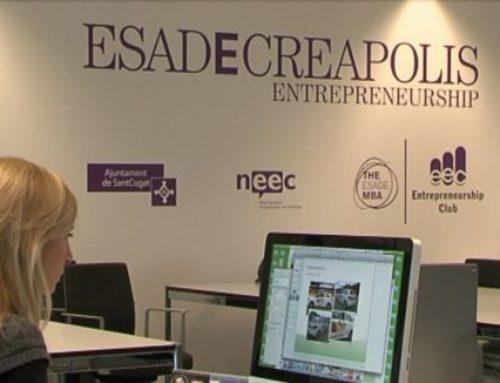 Neix EsadeCreapolis Entrepreneurship per a l'intercanvi entre emprenedors