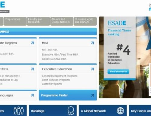 Esade i l'escola de negocis xinesa Guanghua organitzaran un màster conjunt