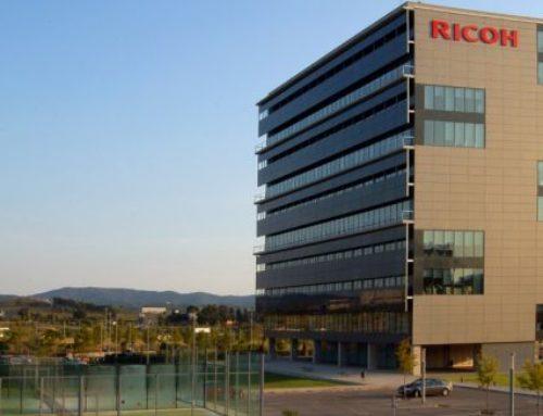 Ricoh factura 230 milions durant el 2014, un 6'5% més que l'any anterior