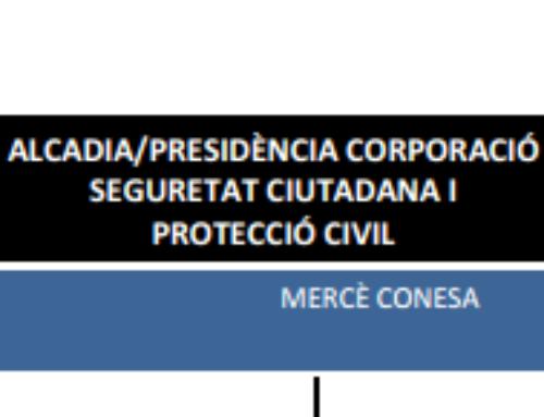 AJUNTAMENT DE SANT CUGAT: CINC TINÈNCIES D'ALCALDIA PER AL NOU GOVERN