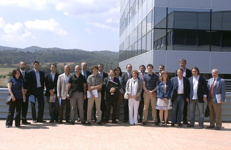 Primer conveni SCE- nous emprenedors 2010