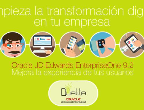 Els principals beneficis de la Transformació Digital amb Qualita – Partner Gold de Oracle