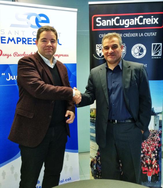 SantCugat-Empresarial-Creix-Conveni-Signatura