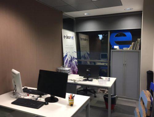 E-deon.net trasllada les seves oficines a les instal·lacions de @Sant Cugat
