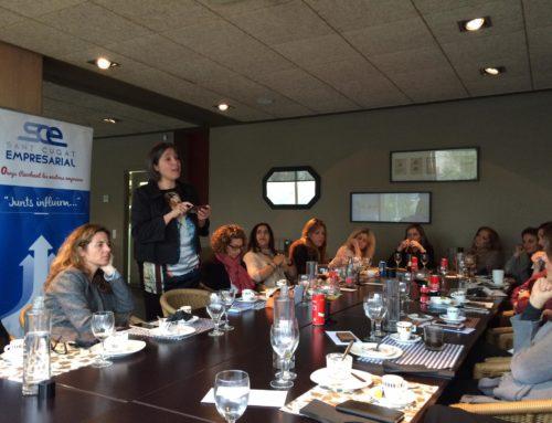 Sant Cugat Empresarial impulsarà la figura de la dona empresària amb pròximes edicions del 'Dinar en Femení'