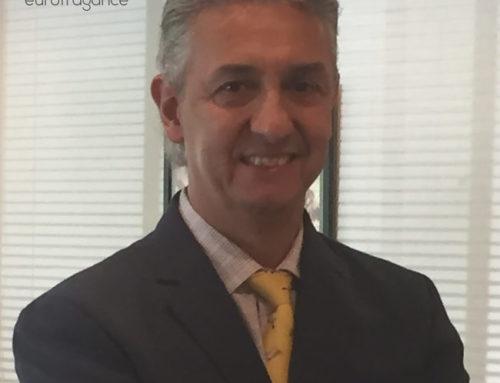 Eurofragance nombra a Andrés Pagés, nuevo director general para México, América Central y el Caribe
