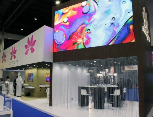 """Eurofragance sorprèn en la Beautyworld Middle East de Dubái amb """"Scents¥"""", una nova col·lecció de fragàncies personalitzables"""