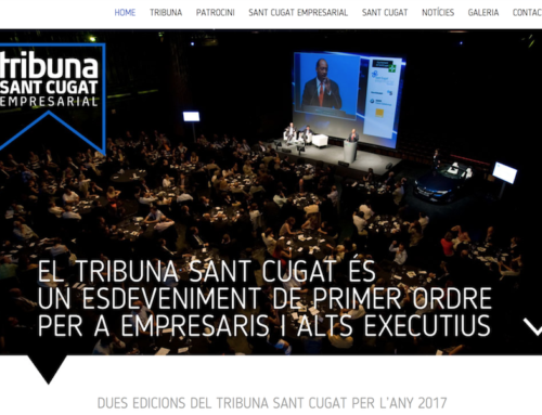 Tribuna Sant Cugat Empresarial estrena nova web