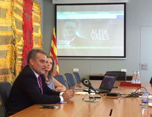 Sant Cugat Empresarial presenta el nou Tribuna Sant Cugat Empresarial, l'esdeveniment del món de l'empresa a la ciutat