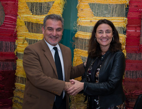 Sant Cugat Empresarial signa un conveni de col·laboració amb l'ajuntament de Sant Cugat per a l'organització de Sant Cugat Tribuna