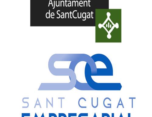 L'Ajuntament i Sant Cugat Empresarial posen en valor la bona marxa de l'activitat econòmica i empresarial de la ciutat