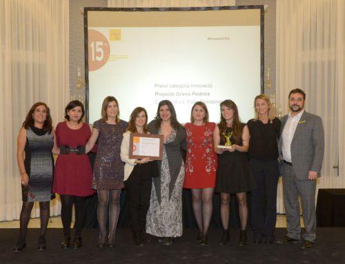 Premi d'Innovació d'ACRA per a RESIDENCIAL CUGAT NATURA
