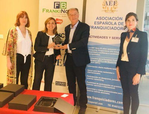 ToGrowfy rep el premi Frankinorte 2018 al concepte de franquícia més nou