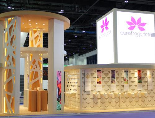 "Eurofragance presenta ""Nomad Tales"" a la Beautyworld Middle East de Dubai"