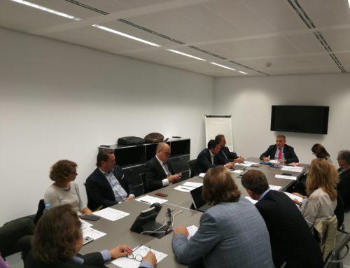 La Junta Directiva ultima els darrers detalls de la nova edició de 'Converses d'Innovació'
