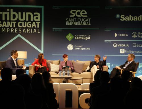 La fortalesa del sector biotecnològic en l'economia catalana, marca la quarta edició del Tribuna Sant Cugat Empresarial