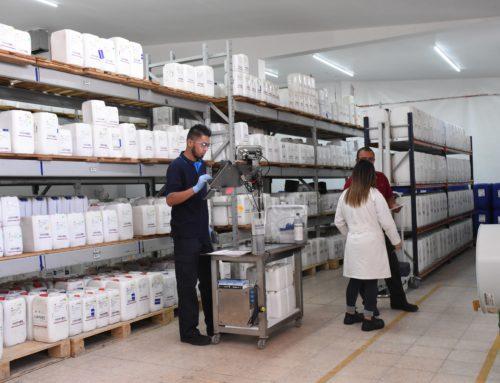 Eurofragance optimitza la producció a Mèxic amb una remodelació de la seva planta