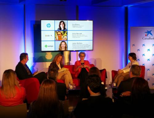 El talent femení marca la nova edició de Converses d'Innovació