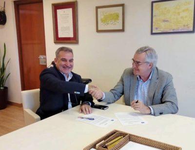 Sant Cugat Empresarial i Catalònia Fundació Creactiva signen un conveni