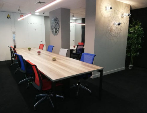 NETWORKIA obre el seu tercer workspace a Madrid: NETWORKIA Cuzco