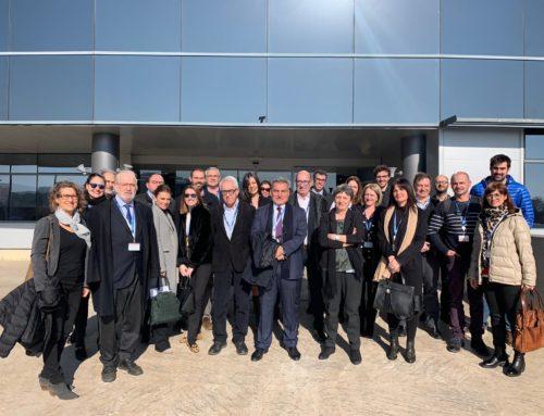 Sant Cugat Empresarial visita les instal·lacions del Sincrotró Alba, en una nova Jornada de Portes Obertes