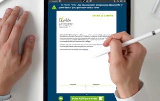 Descobreix com optimitzar la gestió de la signatura de documents organitzar per Qualita Solutions & Consulting y Validated ID