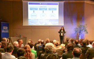 Conferència de Mercè Conesa a l'Assemblea de Sant Cugat Empresarial