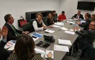 Reunio Junta Directiva Sant Cugat Empresarial
