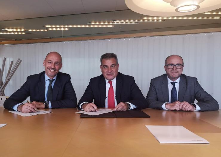 Banc Sabadell i Sant Cugat Empresarial reafirmen el seu compromís de col·laboració