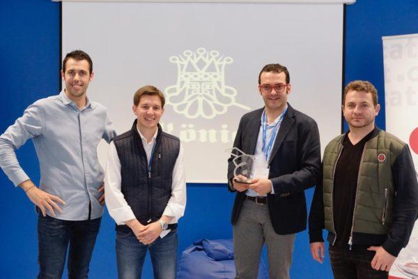 L'empresa König guanyadora del Premi Tarannà 2019