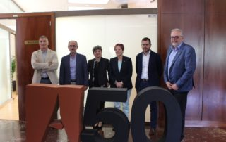 El Sincrotró ALBA i ESADECREAPOLIS, nous membres del HUB B30
