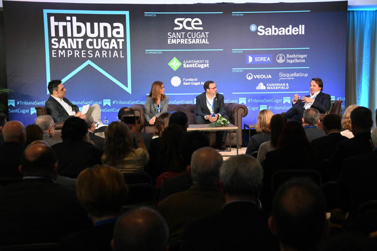 Tribuna Sant Cugat Empresarial 'Internacionalització de l'empresa catalana'
