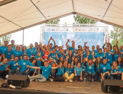 HP recapta 67.000 euros per a finançar 5 projectes solidar