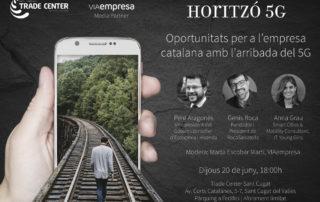 Oportunitats per a l'empresa catalana amb l'arribada del 5G
