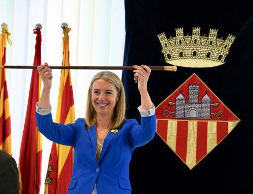 Mireia Ingla (ERC-MES), nova alcaldessa de Sant Cugat