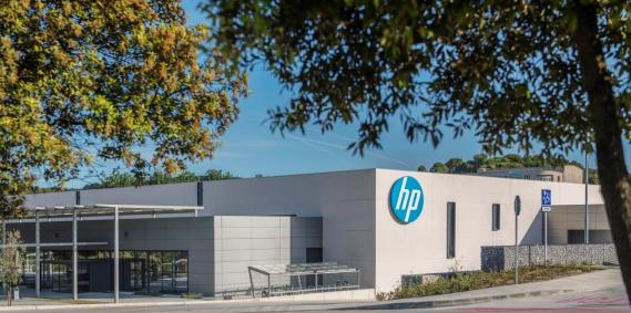 Inauguració nou centre 3D d'HP