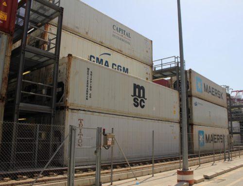 Les terminals del Port de Barcelona augmenten les connexions per a contenidors refrigerats un 71%