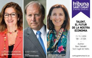 Tribuna SCE: Talent, el futur de la nostra economia